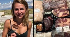 La dieta vegana di una ragazza di Sacramento ha rischiato di ucciderla