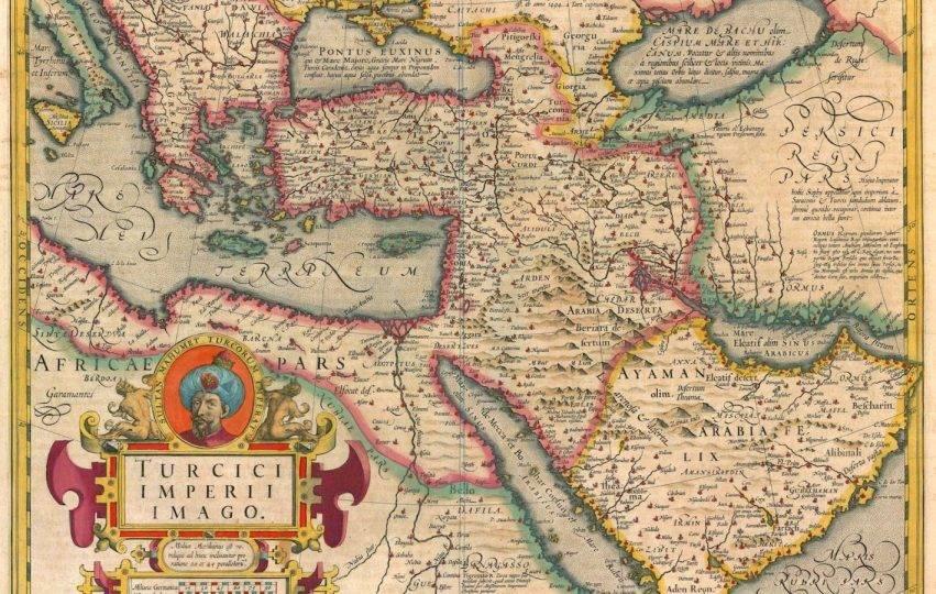 L'Impero Ottomano finì anche a causa dei disastri naturali