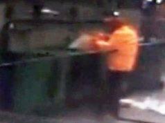 Un uomo ha abbandonato due neonati in un cassonetto
