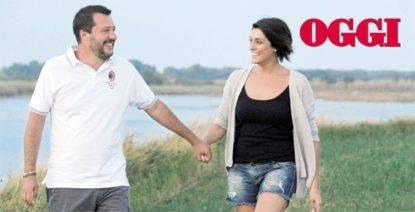 Matteo Salvini e Elisa Isoardi, colpo di scena: