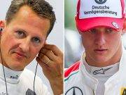 Mick Schumacher e il padre Michael