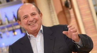 Giancarlo Magalli si confessa: