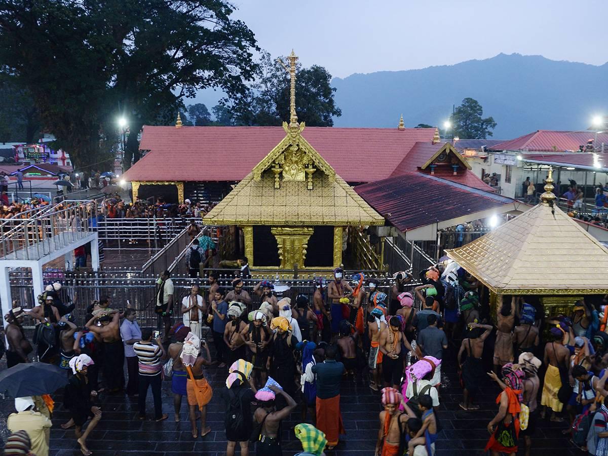 Il tempio di Sabarimala è uno dei più importanti di tutta la regione del Kerala