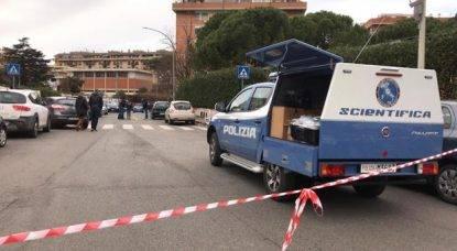 Roma: gli sparano in testa dopo che ha lasciato la figlia all'asilo, 30enne gravissimo