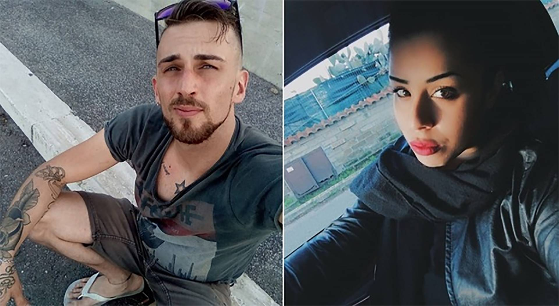 Le due vittime di uno schianto contro un guardrail a Roma