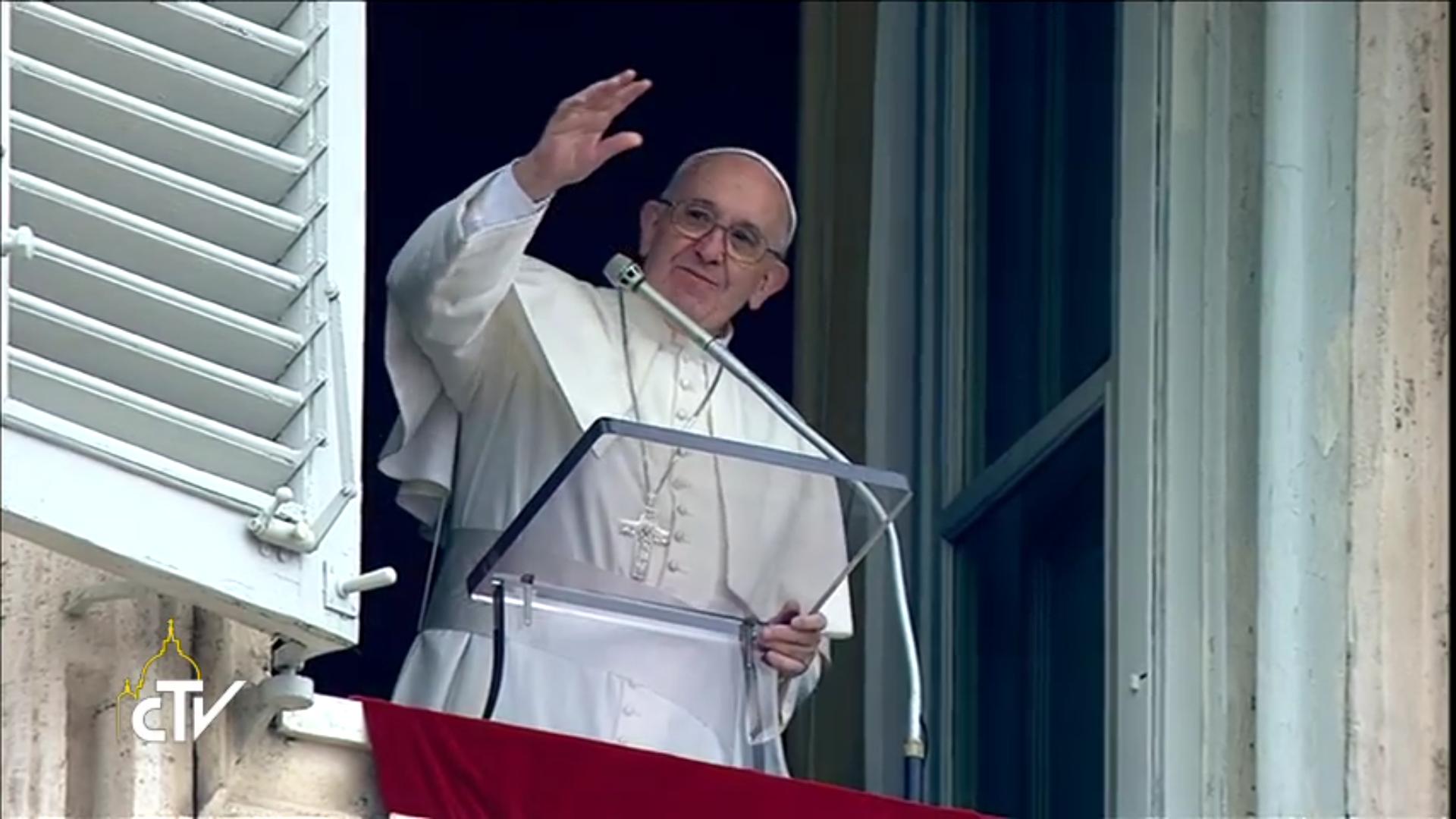 L'appello di Papa Francesco