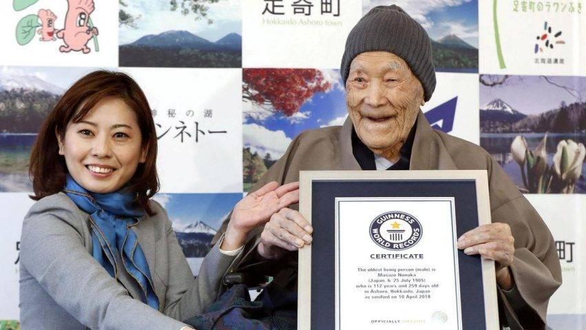 L'uomo più vecchio del mondo è morto