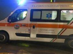 incidente d'auto