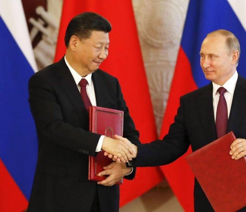 f4d1665f85ca L alleanza sempre più solida tra Russia e Cina rappresenta una seria  minaccia per l Occidente