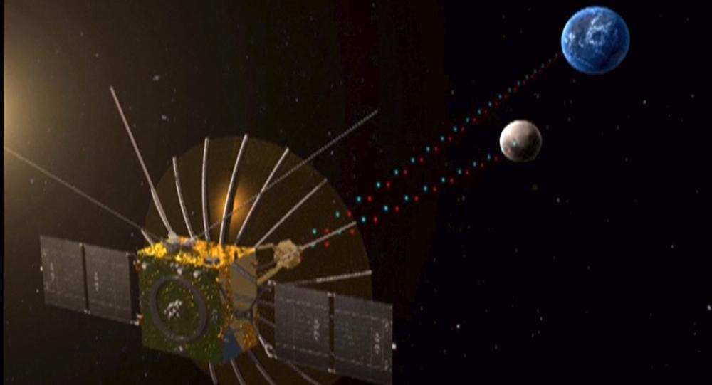 Il satellite Queqiao consentirà di ricevere i rilievi della sonda