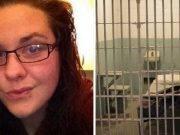 """Chiama un trans donna """"uomo""""- arrestata e trattenuta per sette ore. Follia in Gran Bretagna -min"""