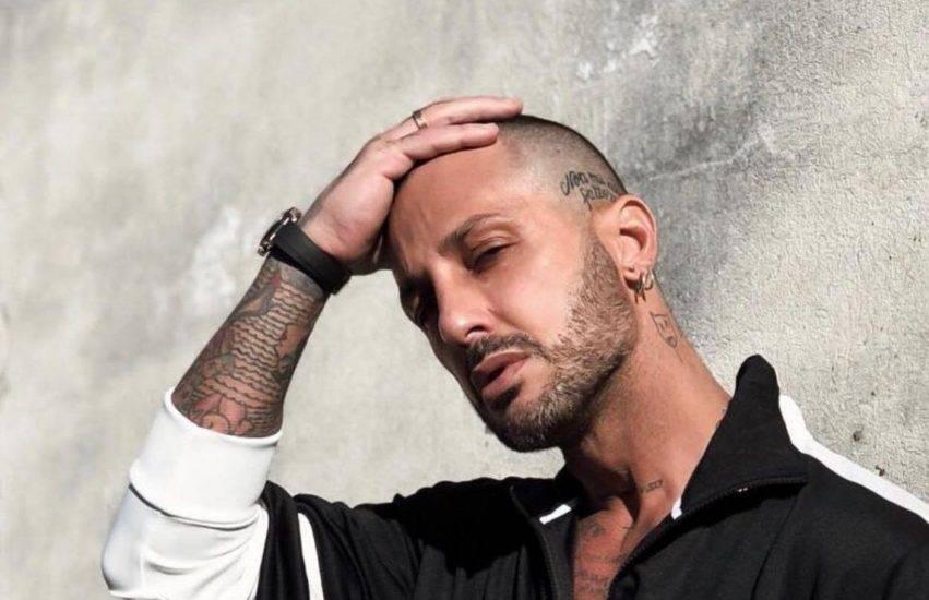 Fabrizio Corona e la nuova fidanzata: