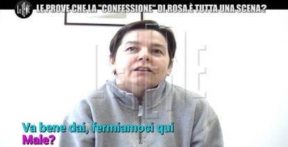 """Rosa Bazzi, spunta un video inedito e con tagli: """"La confessione della strage è stata una messinscena"""""""