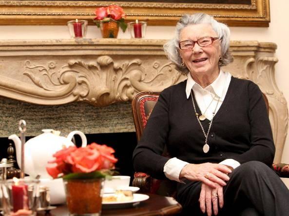 Addio a Rosamunde Pilcher, la regina dei romanzi rosa