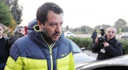Salvini visita in carcere imprenditore condannato per tentato omicidio- sparò al rapinatore