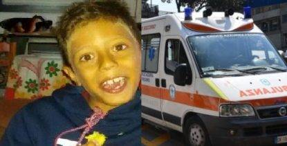 Samuele, 12 anni, si accascia a terra mentre gioca a calcio con gli amici e muore
