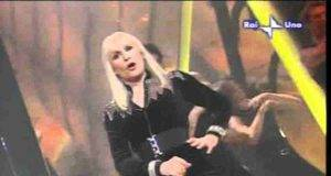 Il precedente di Raffaella Carrà