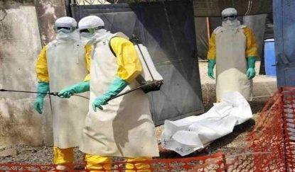ebola africa epidemia