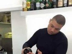 incidente barman