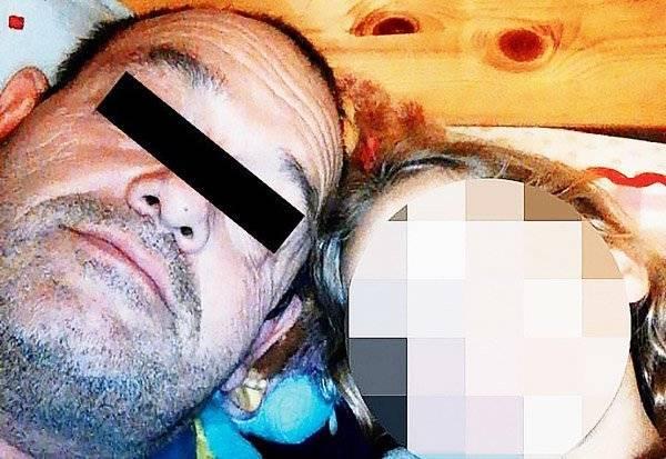 stupratore con la figlia usata come esca