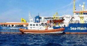toninelli salvini sea watch