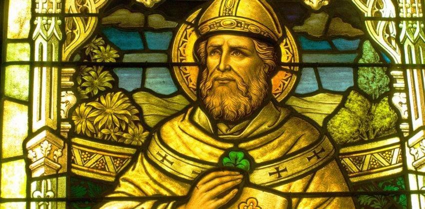 San Patrizio è ricordato il 17 Marzo