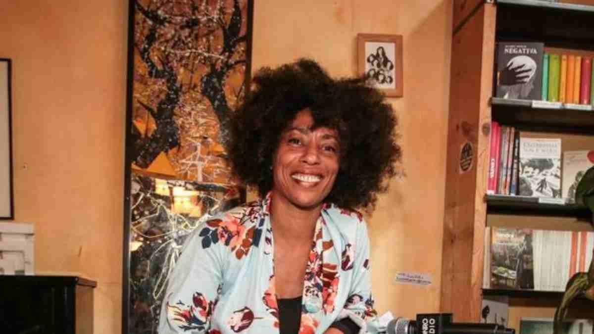 Antonella bundu, candidata sindaco di Firenze con origini della Sierra Leone
