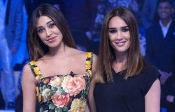 Belen Rodriguez e Silvia Toffanin