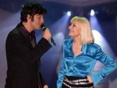 Fiorello e Raffaella Carrà