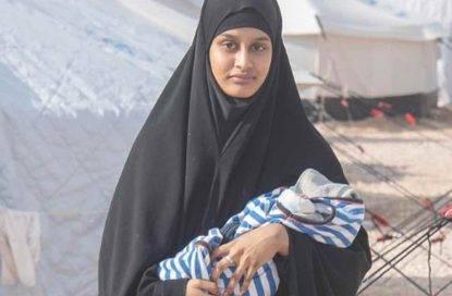 I laburisti vogliono far rientrare in UK una jihadista perché suo figlio di 3 mesi è morto in Siria