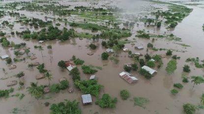 Il ciclone Idai devasta le coste dell'Africa meridionale- almeno 150 morti, intere città spazzate via -min