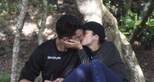 Jeremias Rodriguez e Soleil Sorge