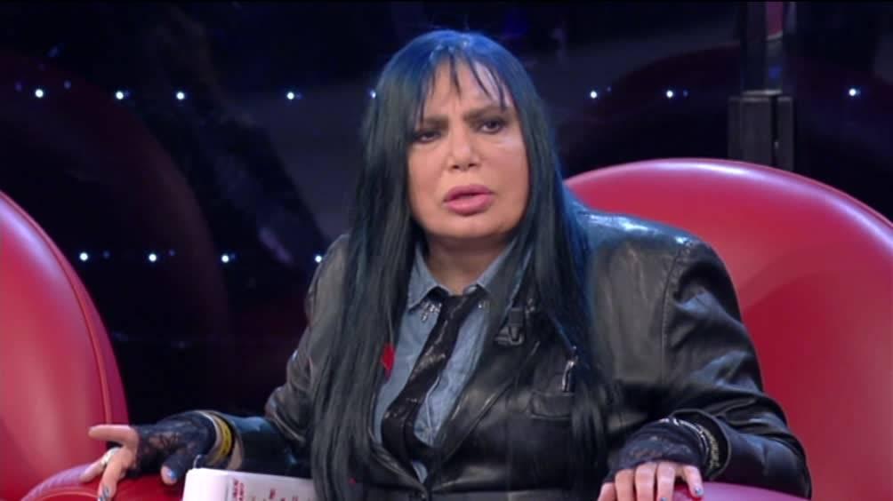Loredana Bertè.