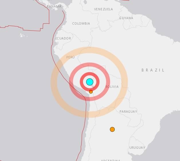 Perù, fortissimo terremoto magnitudo 7.1 scuote il Paese notte, monitorato allarme tsunami
