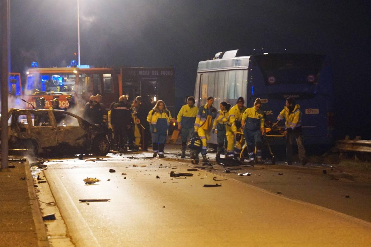 A Pontedera il figlio dell'ex sindaco è morto in un incidente