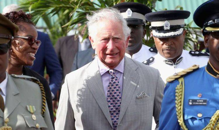 Principe Carlo ai Caraibi