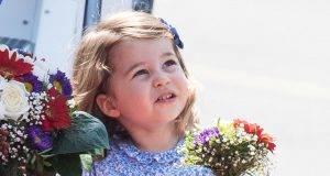 Per la Royal Family, la principessa Charlotte è Lottie (o poppet)