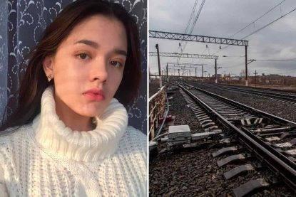 Selfie sui binari mentre passa il treno, 15enne viene investita ed uccisa da un convoglio merci-min