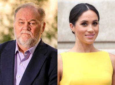 Thomas e Meghan Markle
