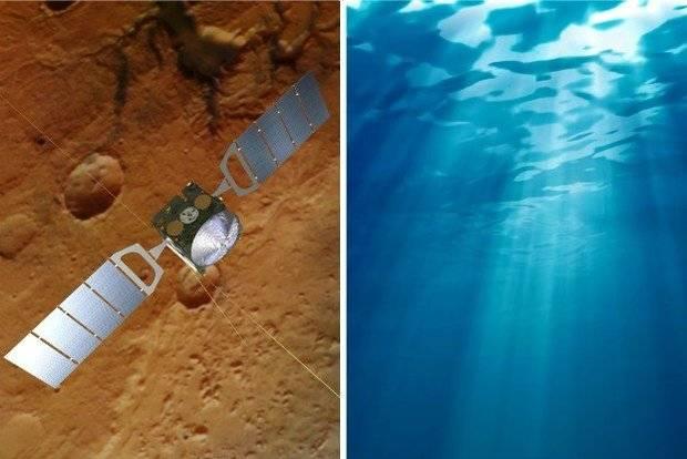 Potrebbe esserci stata vita su Marte, il pianeta un tempo era ricoperto d'acqua