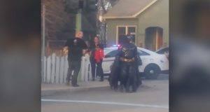 batman canada polizia