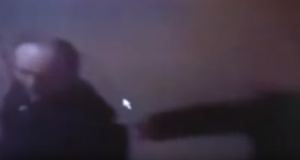 telecamere a circuito chiuso filmano un angelo custode?