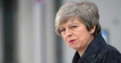 Brexit, May ai Comuni:
