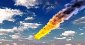 meteorite russia