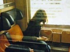 molestatore sul treno