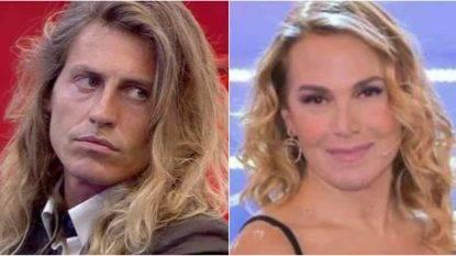Alberto Mezzetti e Barbara D'Urso