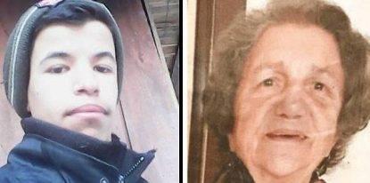 """Anziana venne uccisa a bottigliate per 400 euro, ai suoi assassini 8 e 12 anni. Il figlio: """"Vergogna"""""""
