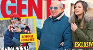 Giancarlo Magalli e Giada Fusaro