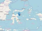 Indonesia, scossa di terremoto