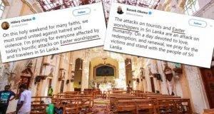 L'infelice tweet di Obama e di Hillary Clinton sulla strage di Pasqua fa montare la polemica